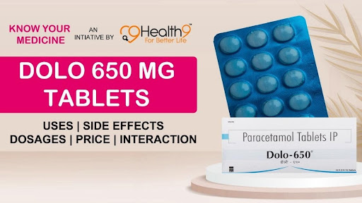 Dolo 650 tablet