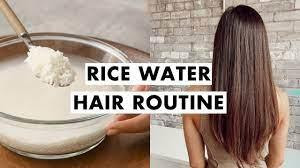 How to Make Rice Water for Hair