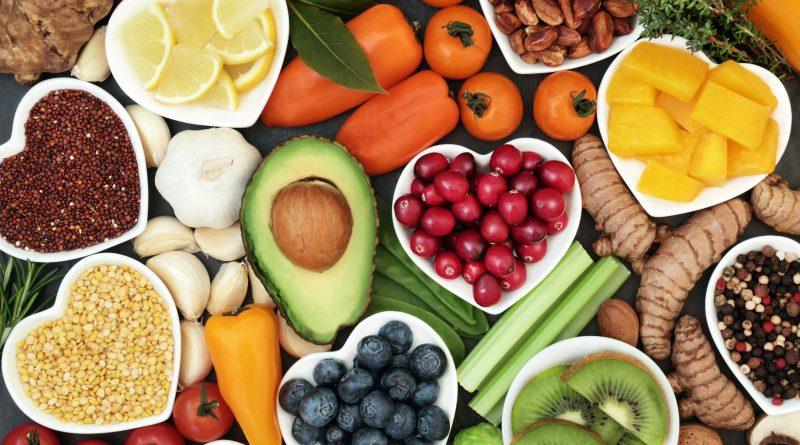7-Food-Items-That-Improve-the-Blood-Flowing-of-The-Body